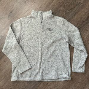 Men's Quarter Zip Realtree Pullover